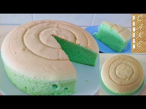 sponge-pandan-cake-lembut-kek-pandan-takaran-sendok
