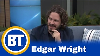 """Baby Driver"" Director Edgar Wright Talks About The Film's Soundtrack"