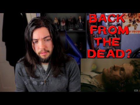 TROY OTTO TO RETURN! Fear The Walking Dead Season 5 News