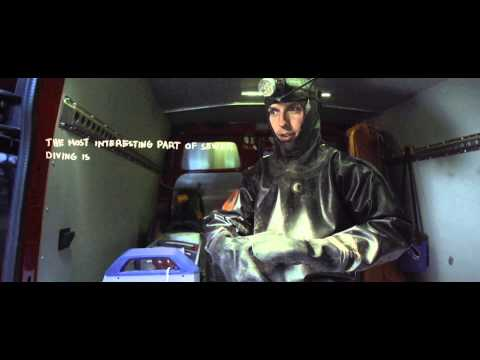 This Is My Office - Sewage diver - Pasi Klinga