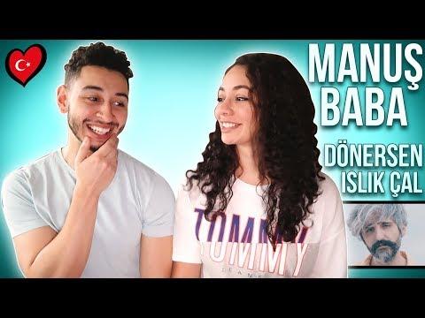 Manuş Baba Dönersen Islık Çal 🇹🇷 Turkish Song Reaction | Jay & Rengin