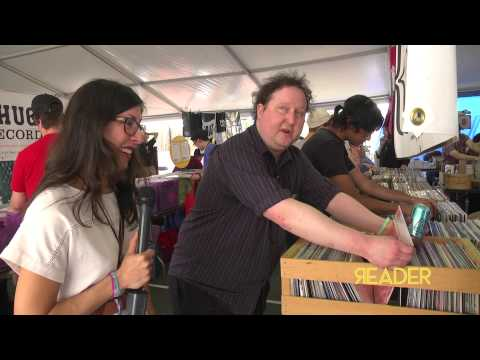 Circulatory System's Will Cullen Hart buys records at Pitchfork Music Festival mp3