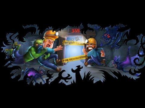 5 Ночей в Шахте Horror Nights Story! Майнкрафт Хоррор