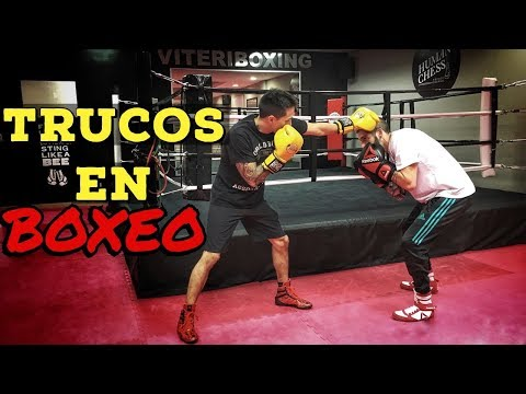 TRUCOS En Boxeo Para Dominar A Tu Oponente
