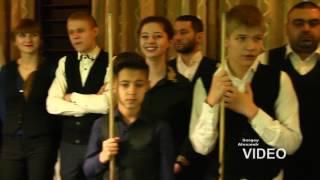 видео Юношеский кубок Украины по бильярду. Результаты 3-го этапа