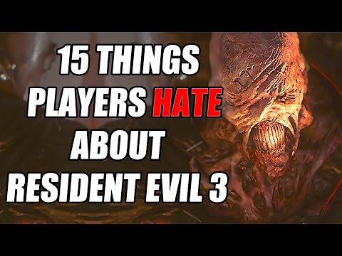 Resident Evil 3 Remake - 15 Things Hardcore Fans Hate About It
