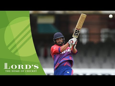 Nepal v Netherlands - Highlights | T20 Triangular Tournament