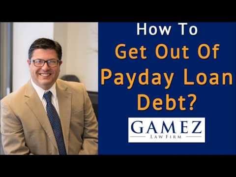 Видео Payday loan assistance
