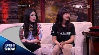 Tonight Show - Monica Nixia bercerita tentang hobinya bermain game