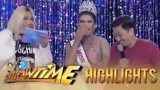 It's Showtime Miss Q & A: The history of Vice Ganda's name