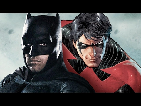 Do Batman Changes and a Nightwing Film Mean a New Direction for the DCEU?