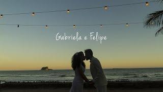 Gabriela e Felipe | trailer casamento
