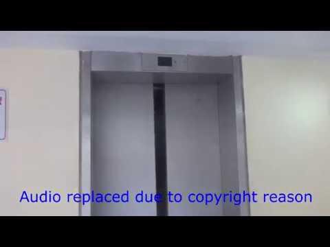 (R1) 2001 Electra Traction Elevators @ Cinema City Glilot, Ramat HaSharon, Israel.