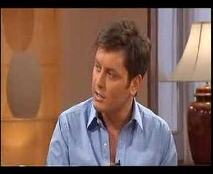 Brian Dowling - Loose Women ITV1 19.1.2007