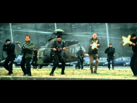 The Expendables 2 Final Fan Trailer HD