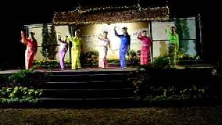 Northern dance (Tai-Yuan, Lanna, MaeHongSon) tai yai dance ( fawn tai - ฟ้อนไต )