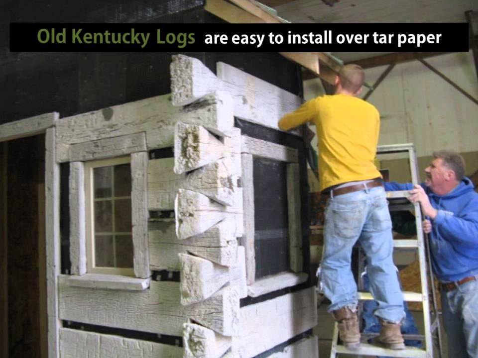 Old Kentucky Logs Video Youtube