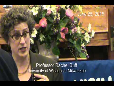 Rachel Buff: Jewish Voice for Peace