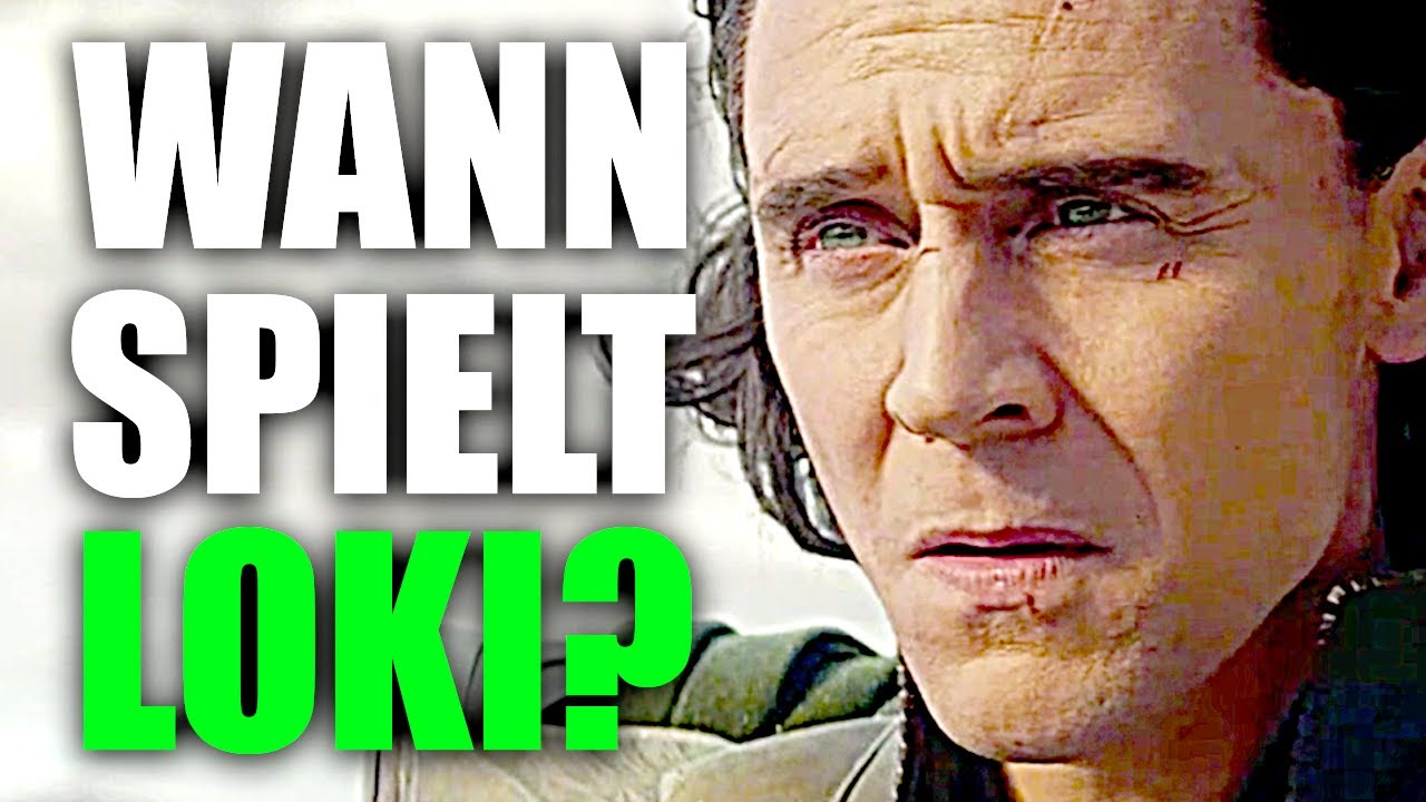 Spielt #Loki VOR #Wandavision? #SHORTS