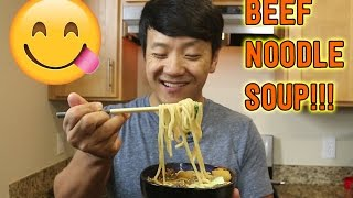 How to Make AMAZING Chinese Beef Noodle Soup!  - Simple Recipes