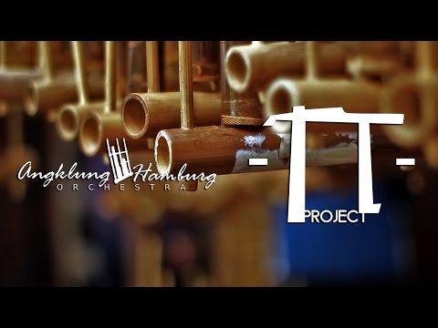 Pompeii - Angklung Hamburg Orchestra - Bastille Cover [Project -π-]
