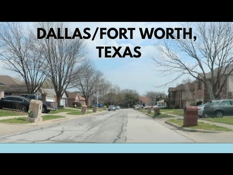 A Day In The Life In Dallas-Ft Worth, TX| Showing You Around DFW