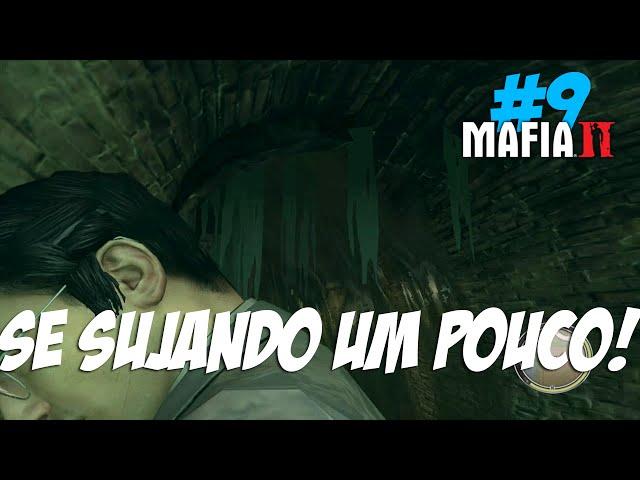 Mafia 2 #9 - Se sujando um pouco(60Fps PT-BR )