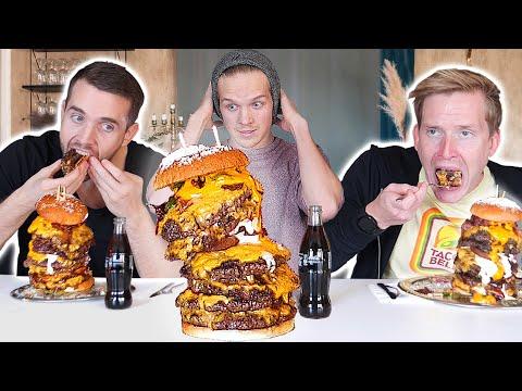"""Kan en """"vanlig"""" person äta lika mycket som oss?"""