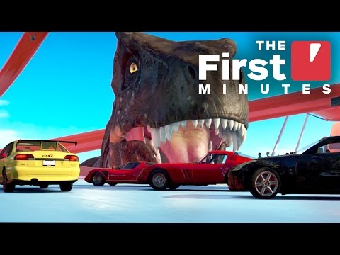 The First 13 Minutes of Forza Horizon 3: Hot Wheels Expansion