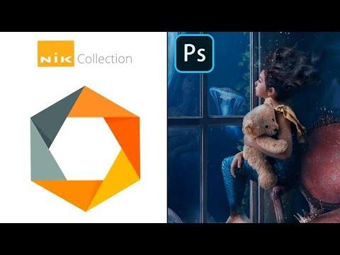 Instalar Plugins Google Nik Collection En Photoshop CC 2020