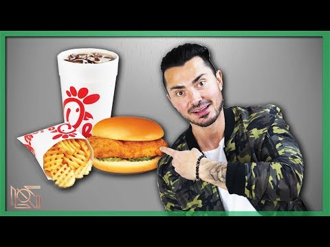 Terry J - [DIET] Chick-fil-A Introduces Keto Menu But What Does That Mean For You?!
