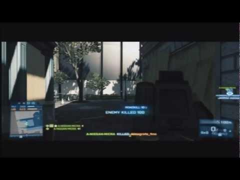 BF3 MAV Roadkills Game - Seine Crossing