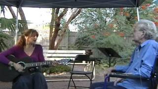 Sue Harris and Travis Edmonson sing Lavinia
