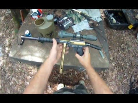 Bottom feed brass nelson paintball