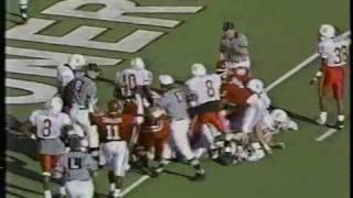#10 Nebraska Cornhuskers at Oklahoma Sooners - 1990 - Football - 1st Half