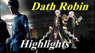 世界最強のルフレ使い スマブラ世界大会 Dath Robin Highlights Smash4 thumbnail