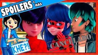 Miraculous Ladybug |¡CANCELAN FROZER, STYLE QUEEN Y ANANSI !, NUEVOS JUGUETES DE LADYBUG Y MÁS