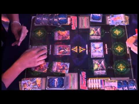 การแข่งขัน Cardfight Vanguard ภาษาไทย (รอบ1)