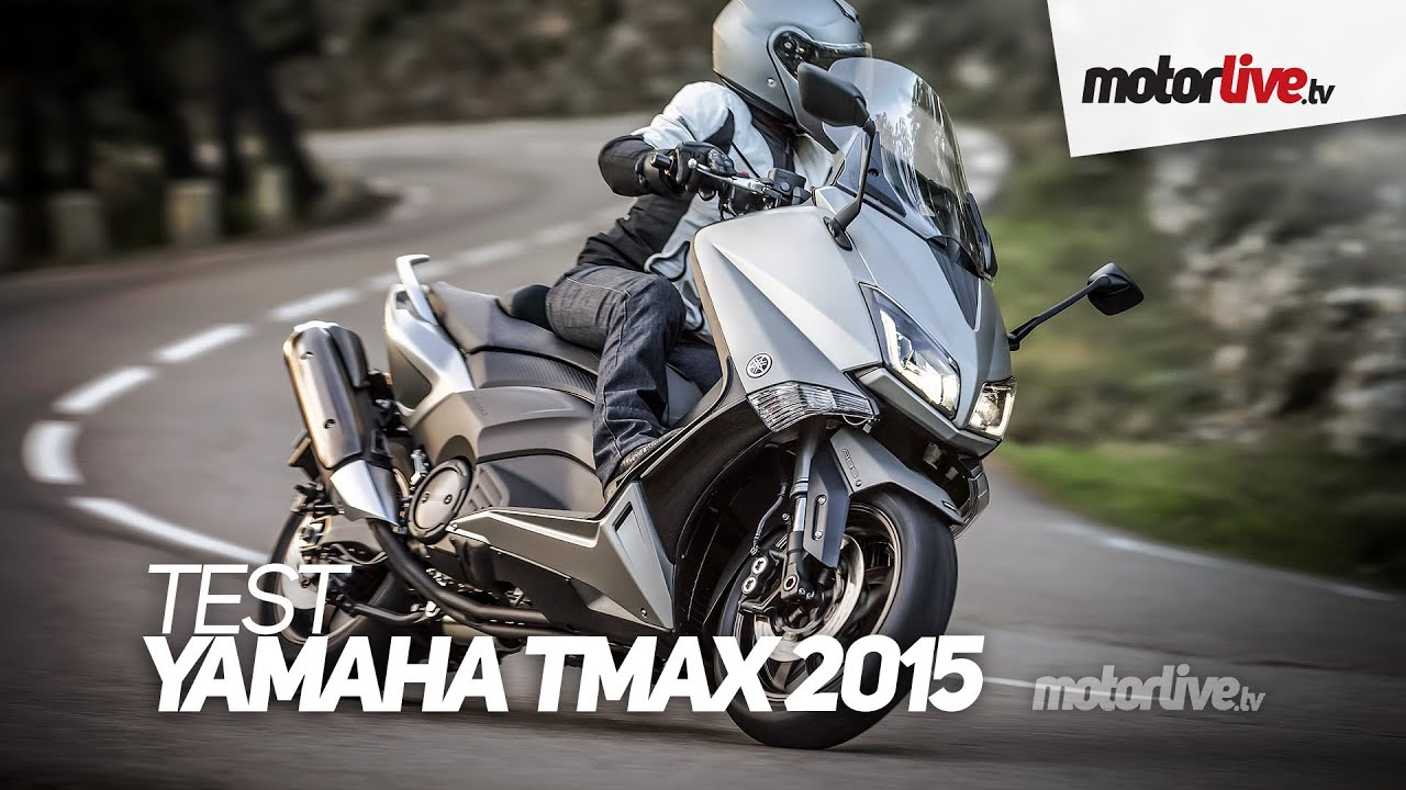 test exclusif yamaha tmax 530 2015 youtube. Black Bedroom Furniture Sets. Home Design Ideas