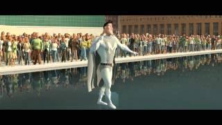 DreamWorks' 'Megamind' Clip - Hey Metro City