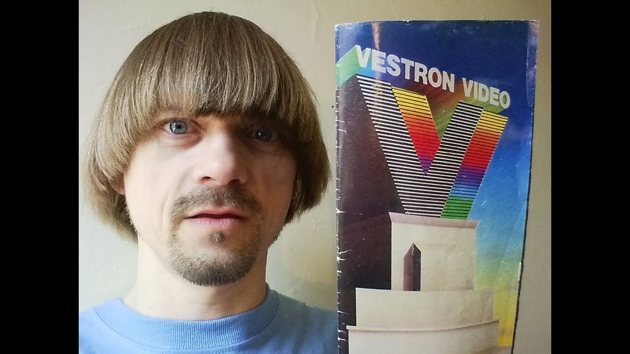 Download Vestron Video Catalog 1983 VHS -(Weird Paul) Vestron Home Videos Collection Logo
