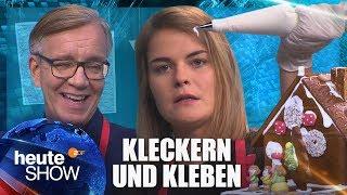 Lebkuchenhaus selbst basteln mit Hazel und Dietmar