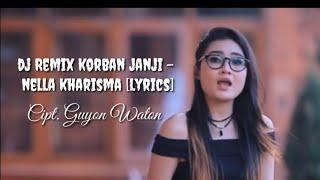 Gambar cover DJ REMIX KORBAN JANJI - NELLA KHARISMA || Guyon Waton || Lirik Video