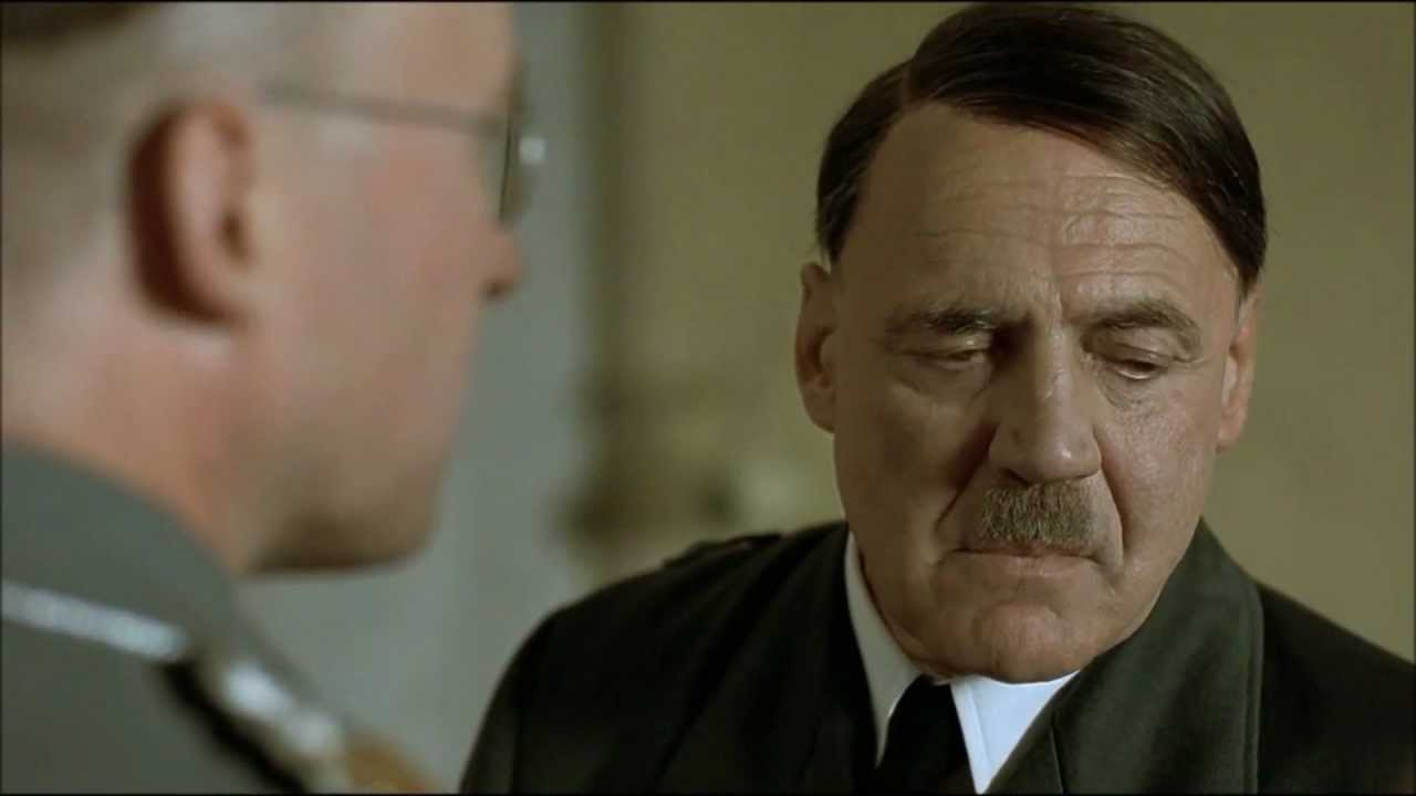 Hitler wants Himmler to shut up