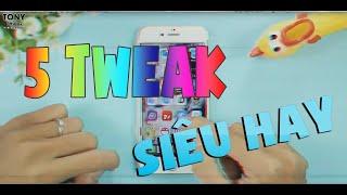 Top 5 apps (tweak) siêu hay phải cài ngay sau khi Jailbreak