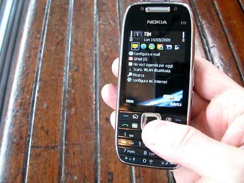 Nokia E75 Hands on CellulareMagazine.it