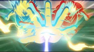 Clario Orvan VS Inazuma Japan-Inazuma Eleven Orion no Kokuin