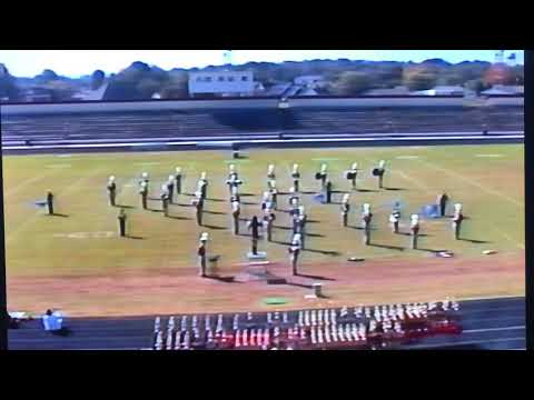 "Thorsby High School Band ""W"""
