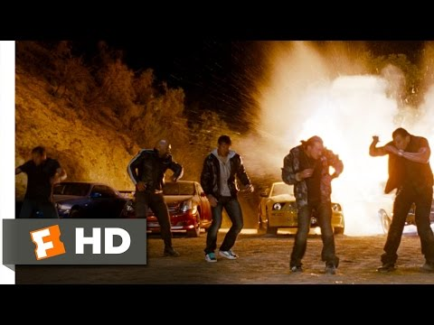 Fast & Furious (8/10) Movie CLIP - Dom vs. Fenix (2009) HD