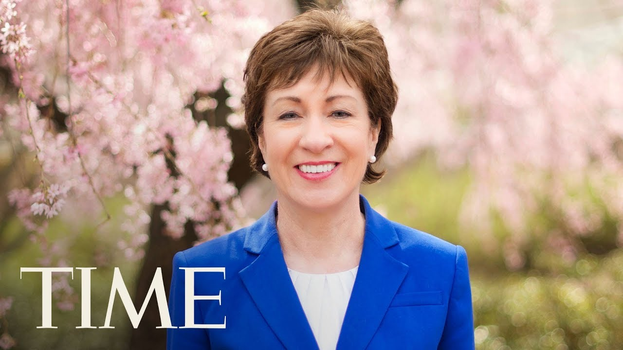 Senator susan collins announces she will not run for for What time is it in maine right now